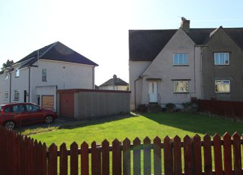 Thumbnail 3 bed semi-detached house for sale in Druid Drive, Kilwinning