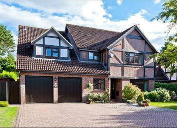 Thumbnail 5 bed detached house for sale in Fetcham, Leatherhead, Surrey