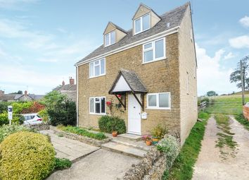 Thumbnail 3 bedroom detached house to rent in The New House, The Green, Leafield, Oxfordshire