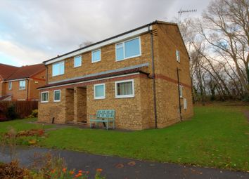 Thumbnail 1 bed flat for sale in Dunkeld Drive, Hull
