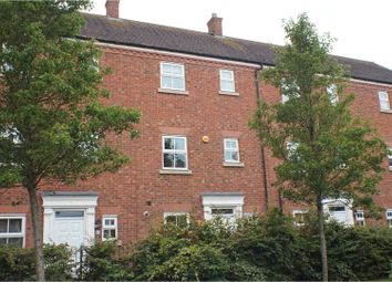 Thumbnail 3 bed town house for sale in Broadbent Close, Lichfield