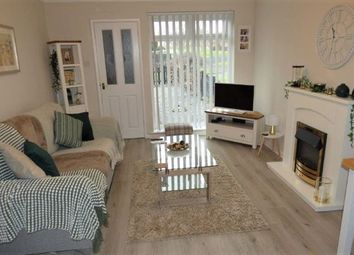 Thumbnail 2 bed flat for sale in Newburgh Avenue, Seaton Delaval, Whitley Bay