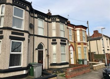 Thumbnail 3 bed terraced house to rent in Geneva Road, Wallasey