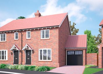 Thumbnail 3 bed semi-detached house for sale in Preston Manor Road, Tadworth