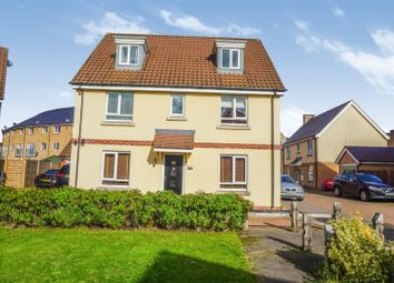 Thumbnail 5 bed detached house for sale in Whitley Road, Cambourne, Cambridge