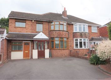 Thumbnail 3 bed semi-detached house for sale in Wombourne Park, Wolverhampton