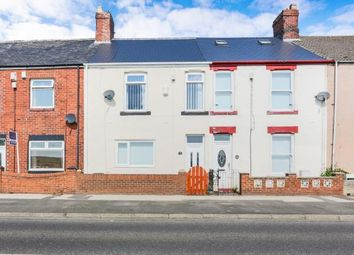 Thumbnail 3 bedroom terraced house for sale in Victoria Terrace, Houghton Le Spring, Tyne And Wear