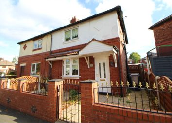 Thumbnail 3 bed semi-detached house for sale in Reddish Road, South Reddish, Stockport