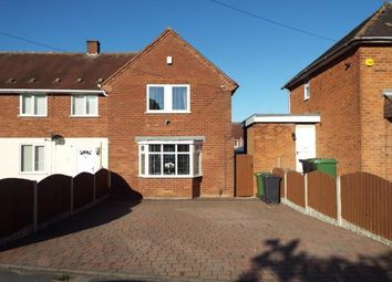 2 bed end terrace house for sale in Barnard Road, Ashmore Park, Wolverhampton, West Midlands WV11