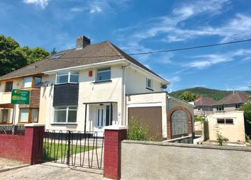 Thumbnail 3 bedroom semi-detached house for sale in Manor Drive, Glynneath, Neath