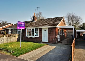 Thumbnail 2 bed semi-detached bungalow for sale in Hardrada Way, York
