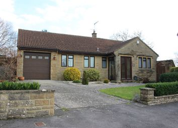 Thumbnail 4 bed detached bungalow for sale in Parcroft Gardens, Yeovil
