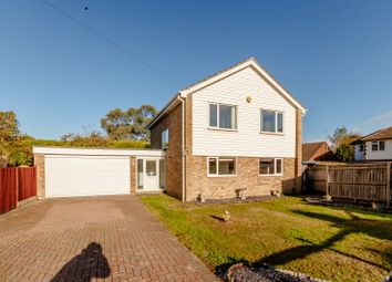 Thumbnail 4 bed detached house for sale in Millan Close, New Haw, Addlestone