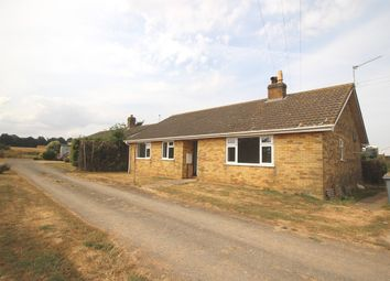 Thumbnail 3 bed detached bungalow to rent in Barkston Heath, Barkston, Grantham