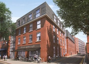 Thumbnail 1 bedroom flat to rent in Friar Gate, Derby