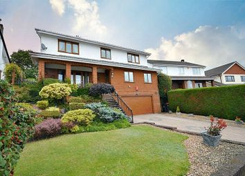 Thumbnail 5 bed detached house for sale in Trinity View, Caerleon, Newport