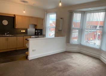 Thumbnail 2 bed flat to rent in Church Street, Rhyl