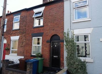 Thumbnail 2 bed semi-detached house to rent in Peel Street, Stafford