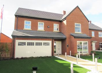 Thumbnail 5 bedroom detached house for sale in Cambridge Road, Whetstone, Leicester