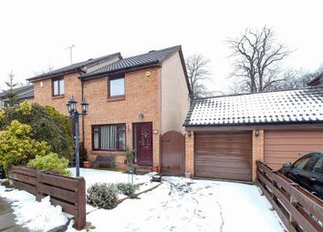 Thumbnail 2 bed semi-detached house for sale in 2 Drylaw House Paddock, Edinburgh