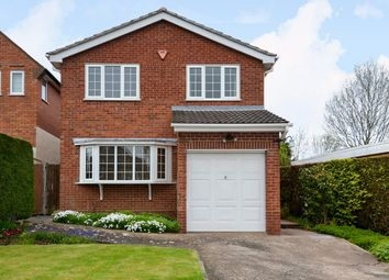 Thumbnail 3 bed detached house for sale in Fairmead Rise, Kings Norton, Birmingham