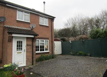 Thumbnail 3 bed end terrace house for sale in Chestnut Drive, Kingsteignton, Newton Abbot