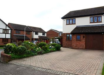 Thumbnail 4 bed detached house for sale in Springwood, Cheshunt, Waltham Cross