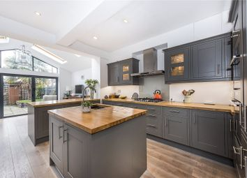 Thumbnail 4 bed semi-detached house for sale in St Leonards Road, East Sheen