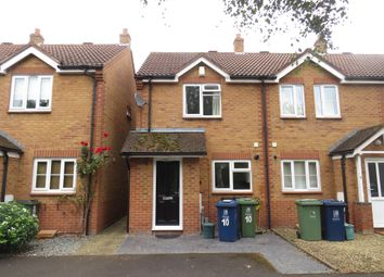 Thumbnail 2 bed end terrace house for sale in Pond Close, Headington, Oxford