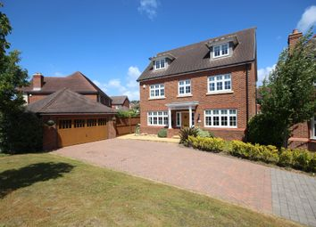 Thumbnail 5 bed detached house for sale in Poole Avenue, Buckshaw Village, Chorley