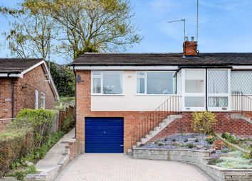 Thumbnail 3 bed bungalow to rent in St. Johns Road, Congleton