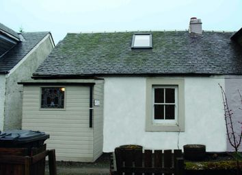 Thumbnail 2 bed cottage for sale in Station Road, Leadhills, Biggar