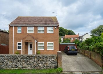 Thumbnail 4 bed detached house for sale in Back Street, Easington, East Riding Of Yorkshire