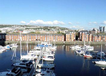 2 bed flat for sale in Meridian Wharf, Marina, Swansea SA1