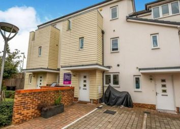 Thumbnail 4 bed town house to rent in Pyle Close, Addlestone