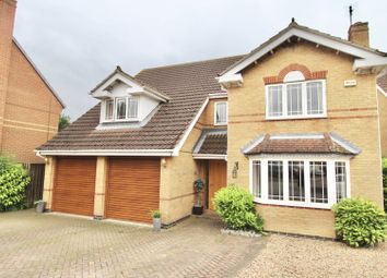 Thumbnail 4 bed detached house for sale in Spindlewood, Elloughton