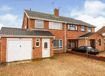 Thumbnail 4 bed semi-detached house for sale in Edwin Road, Didcot