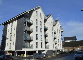 Thumbnail 1 bed flat for sale in Neptune Apartments, Swansea