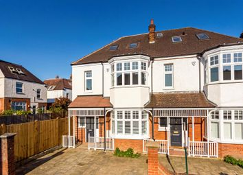 Thumbnail 4 bed property for sale in Oakwood Road, West Wimbledon
