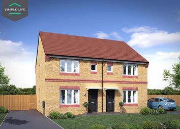 Thumbnail 3 bed semi-detached house to rent in Chadwick Street, Leigh