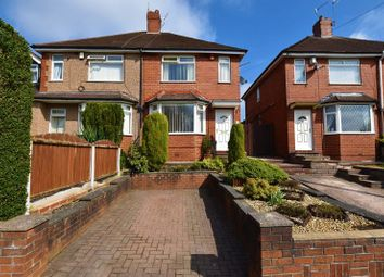 Thumbnail 2 bed semi-detached house for sale in Cromer Road, Hanley, Stoke-On-Trent