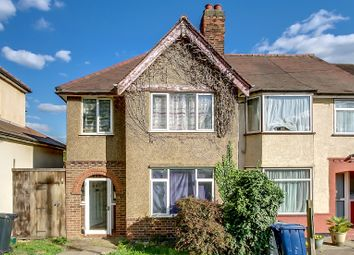 Thumbnail 3 bed end terrace house for sale in Greenford Road, Greenford