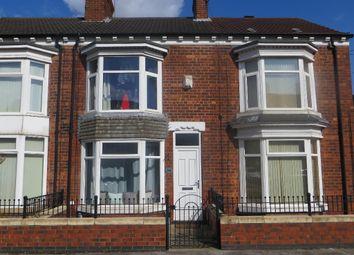 Thumbnail 2 bed terraced house for sale in De La Pole Avenue, Hull