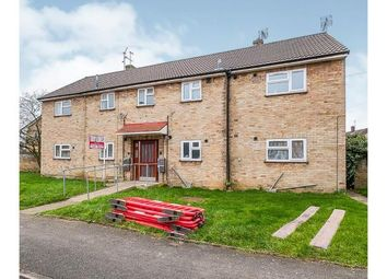 Thumbnail 1 bed flat for sale in Lavender Crescent, Dogsthorpe, Peterborough, Cambridgeshire