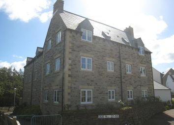 Thumbnail 2 bed flat to rent in Catchfrench Crescent, Liskeard, Cornwall