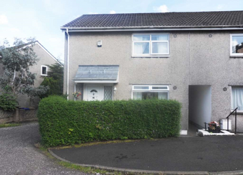 Thumbnail 2 bed end terrace house to rent in Broom Place, Bridge Of Weir