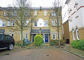 Thumbnail 4 bed property to rent in Admiralty Way, Teddington