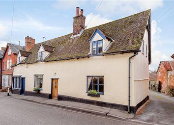 Thumbnail 4 bed detached house for sale in High Street, Bildeston, Ipswich, Suffolk