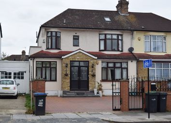 Thumbnail 5 bed semi-detached house to rent in Village Road, Enfield, London