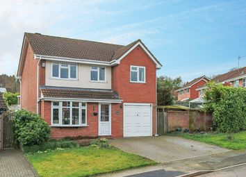 Thumbnail 5 bed detached house for sale in Rosehall Close, Oakenshaw, Redditch